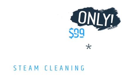 $79 Only 2 Rooms Steam Cleaning